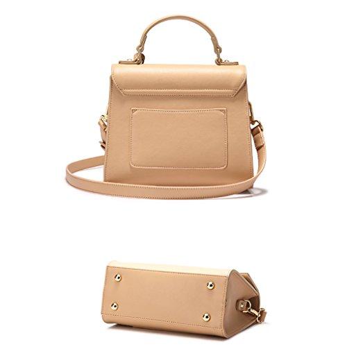 Bag JIUTE Messenger Ms Shoulder PU Korean Version Crossbody Leather Handbag Shoulder Ms rgSqTgt