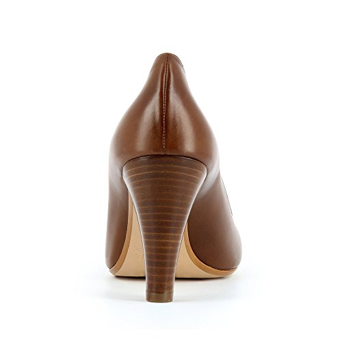 Evita Shoes Maria - Tacones Mujer Marrón - marrón (cognac)