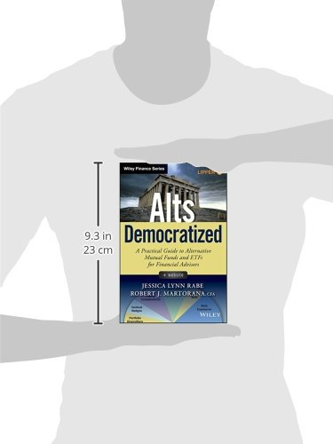 415rcUSRADL - Alts Democratized, + Website: A Practical Guide to Alternative Mutual Funds and ETFs for Financial Advisors (Wiley Finance)