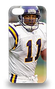 New Design Shatterproof Iphone 3D PC Soft Case For Iphone 5/5s NFL Minnesota Vikings Daunte Culpeppe #11 ( Custom Picture iPhone 6, iPhone 6 PLUS, iPhone 5, iPhone 5S, iPhone 5C, iPhone 4, iPhone 4S,Galaxy S6,Galaxy S5,Galaxy S4,Galaxy S3,Note 3,iPad Mini-Mini 2,iPad Air )