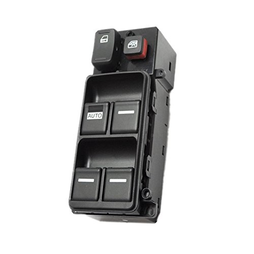 Honda Accord Driver Side Master Power Window Switch for 2003-2007 Accord Sedan - Honda Accord Master