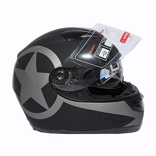 Motocycle Helmets - 8