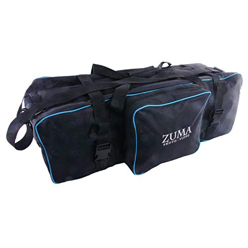 Deluxe Padded Photography Kit Carrying Bag for Light Stand Umbrella Tripod Case