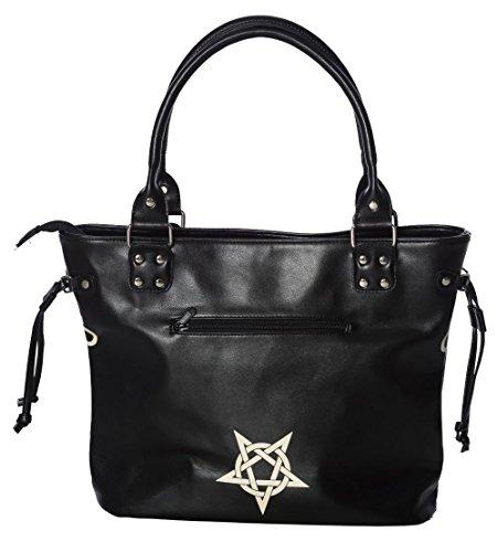 Sphynx Banned Kitty Cat Black Egyptian Handbag Apparel R1wqx8Sg