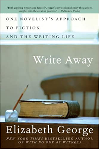 Write away one novelists approach to fiction and the writing life write away one novelists approach to fiction and the writing life elizabeth george 9780060560447 amazon books fandeluxe Image collections