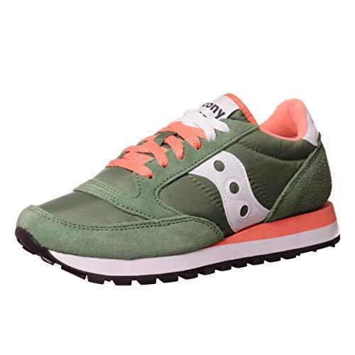 2018 2017 Sneakers Colore Inverno Donna Saucony Jazz 425 Autunno Verde Corallo 1044 Nuova Collezione Uq7UOwr
