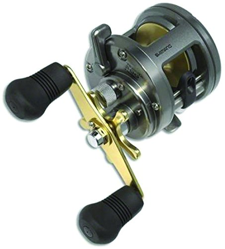 Shimano Tekota 300 Conventional Trolling Reel(4.2:1), 14 Pounds/220 Yards