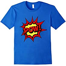 Comic Book Onomatopoeia T-Shirt