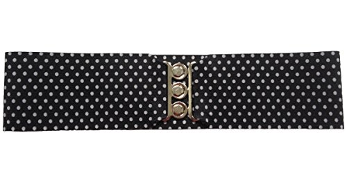 50's Style Elastic Cinch Belt 3