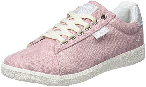 MTNG Plus, Zapatillas de Deporte para Mujer Rosa (Canshine Rosa)