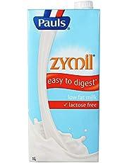 Pauls Zymil Lactose Free Low Fat UHT Milk, 1L