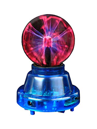 Fortune Products MP-3 Mini Plasma Ball, Battery Operated
