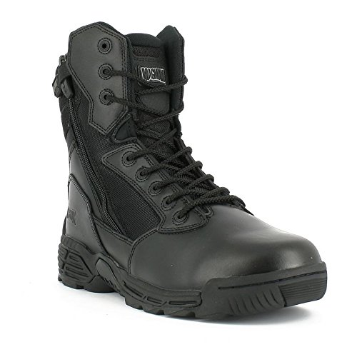 MAGNUM Stealth Force 8 Double Zip - Noir - #000000 - 46