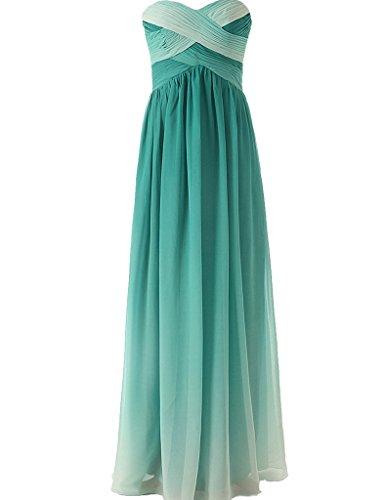 JAEDEN - Vestido - para mujer Verde