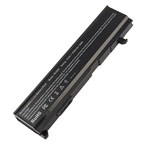 Futurebatt Laptop Battery for Toshiba PA3465U-1BRS PABAS069 PA3451U-1BRS A105-S2071 PA3457U-1BRS
