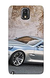 Galaxy Note 3 Hard Back With Bumper Silicone Gel Tpu Case Cover Bmw Concept Cs (1)
