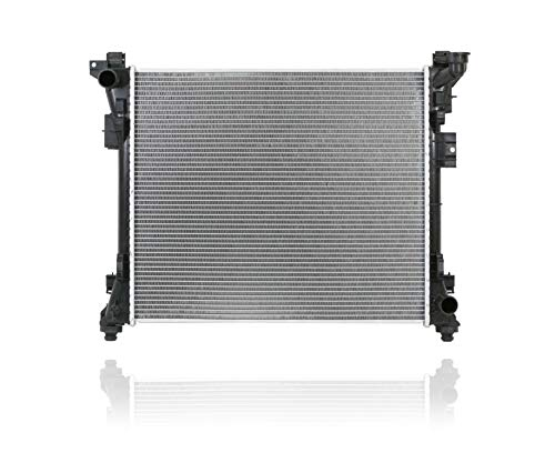 Radiator - Pacific Best Inc For/Fit 13064 Dodge Grand Caravan Chrysler Town & Country 4.0L Heavy Duty PT/AC ()