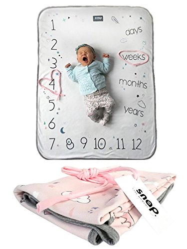 Snap The Moment 2 in 1 Baby Photo Blanket e5b0afb654