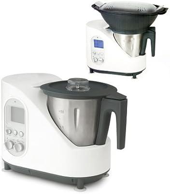Robot de cocina XC HA 39807, para cocinar, cocinar al vapor, estofar: Amazon.es: Hogar
