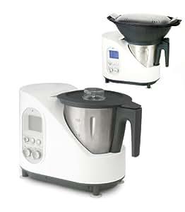 Robot de cocina exc ha 39807 para cocinar al vapor for Robot de cocina para cocinar