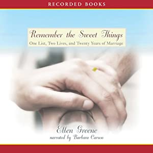 Remember the Sweet Things Audiobook