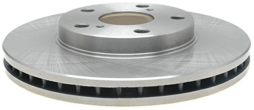 Camry Brake Toyota (ACDelco 18A471A Advantage Non-Coated Front Disc Brake Rotor)