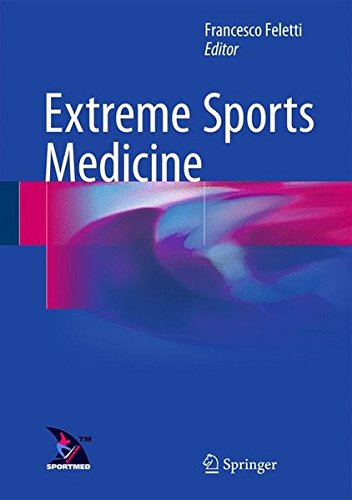 Book cover Extreme Sports Medicine