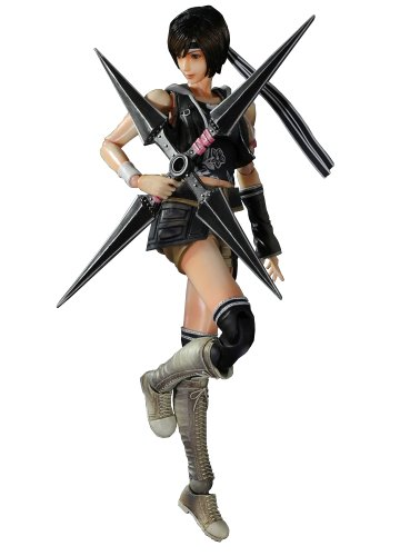 - Square Enix Final Fantasy VII: Advent Children Yuffie Kisaragi Action Figure