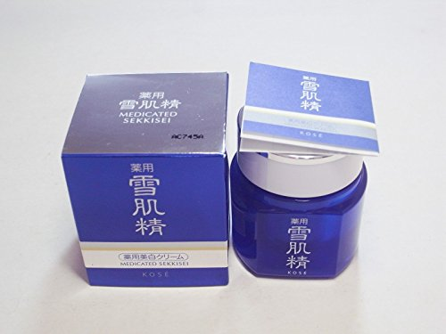 Kose Sekkisei Whitening Cream (Non-Medicated - 40g) (Sekkisei Cream Whitening)