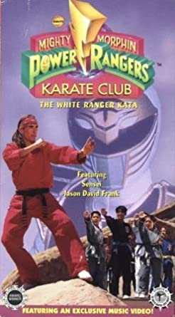 Mighty Morphn Power Rangers [USA] [VHS]: Amazon.es: Cine y ...