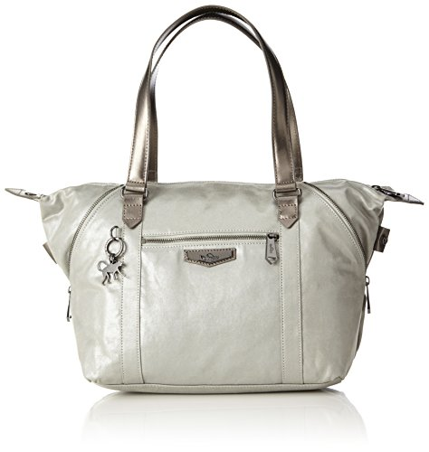 Kipling Art S Women's Handbag Silver (Moon Metal)