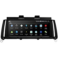 Rupse 8.8 Android 4.4 Car GPS Navigation Radio Audio Stereo BT WiFi Mirror-link For BMW X3 F25(2014-2016) BMW X4 F26(2014-2016) With Factory NBT System