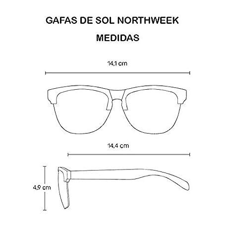 NEW 2018 | Gafas de sol | sunglasses Northweek GT INTERLAGOS EDITION | lente roja polarizada