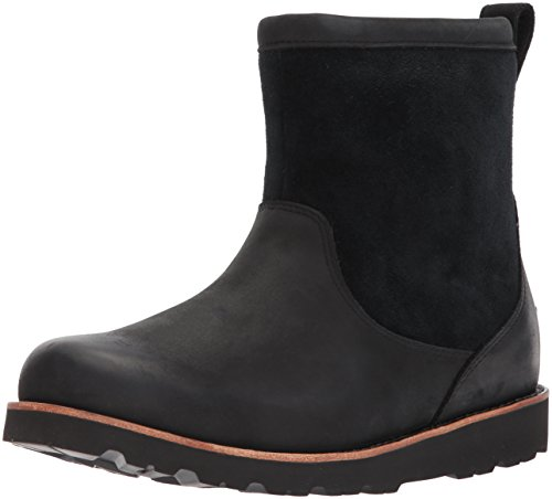 UGG Men's Hendren Tl Winter Boot, Black, 13 M US