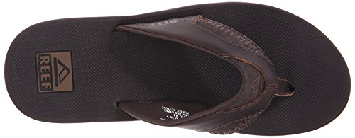 Reef Men's Fanning Speed Logo Sandal