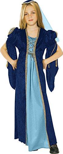 Rubie's Renaissance Faire Juliet Child Costume, Medium, One (Juliet Costume Girls)