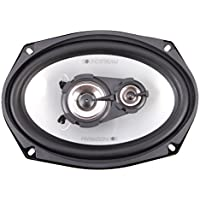 Soundstream SF-573T 5x7 3-Way Arachnid Series Full Range Car Audio Speakers, Set of 2