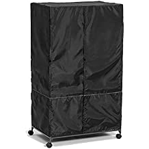 MidWest Homes for Pets Ferret Nation Cage Cover for Ferret Nation & Critter Nation Small Animal Cages | Cage cover measures 36L x 24W x 59.5H - Inches