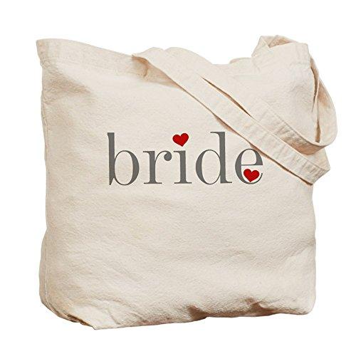 La novia una conexión de bolso de mano bolso de mano por CafePress