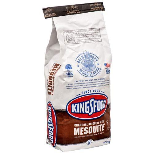 New 379961 Kingsford Briquets Mesquite 8 Lbs (6-Pack) Gardening Cheap Wholesale Discount Bulk Hardware Gardening Men