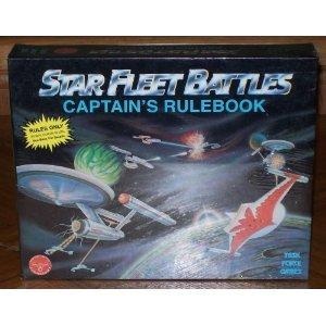 Starfleet Battles - Star Fleet Battles Captain's Basic Rulebook