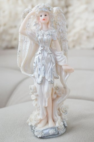 vintage angel figurines - 3