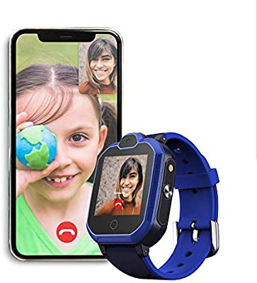 BESTIE 4 | GPS | SMARTWATCH | VIDEO CALLS | WATERPROOF