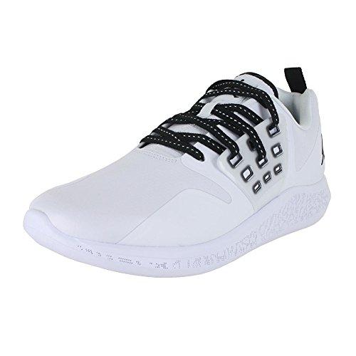 Jordan Mens Grind White Black Size 7.5 by Jordan