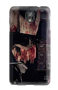 Cute Appearance Cover/tpu EWxNSJM6641jNcdk The Evil Within Case For Galaxy Note 3