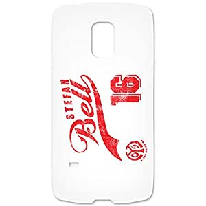 "Funda personalizada para Samsung Galaxy S5 mini G800, Diseño ""MAINZ 05 - STEFAN BELL"" plástico, Collection MAINZ 05 ( V.I.P. Pictures World powered by CRISTALICA )"