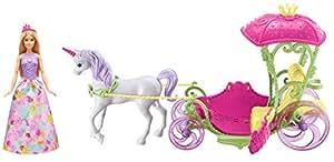 Barbie Dreamtopia Sweetville Kingdom Carriage