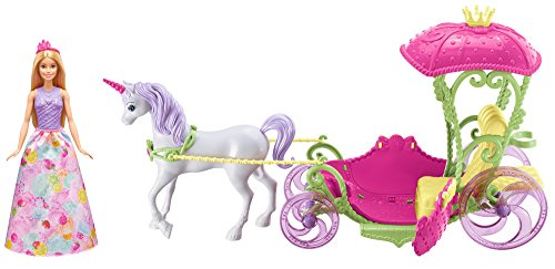 Barbie Dreamtopia Sweetville Kingdom Carriage