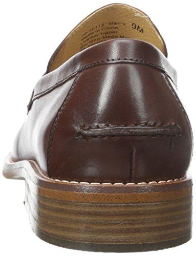 Gh Bass & Co. Uomo Conner Slip-on Mocassino Abbronzatura Britannica