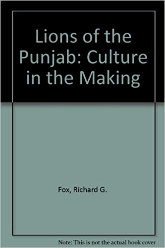 LIONS IN THE PUNJAB:An Introduction to the Sikh Religion